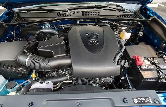 25 All New 2019 Toyota Tacoma Engine New Model And Performance