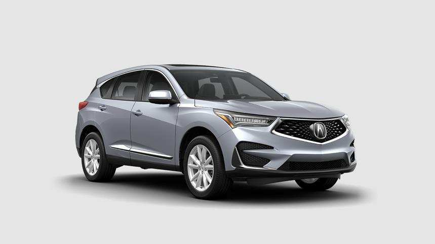 25 All New 2020 Acura Rdx Exterior Colors Exterior And Interior