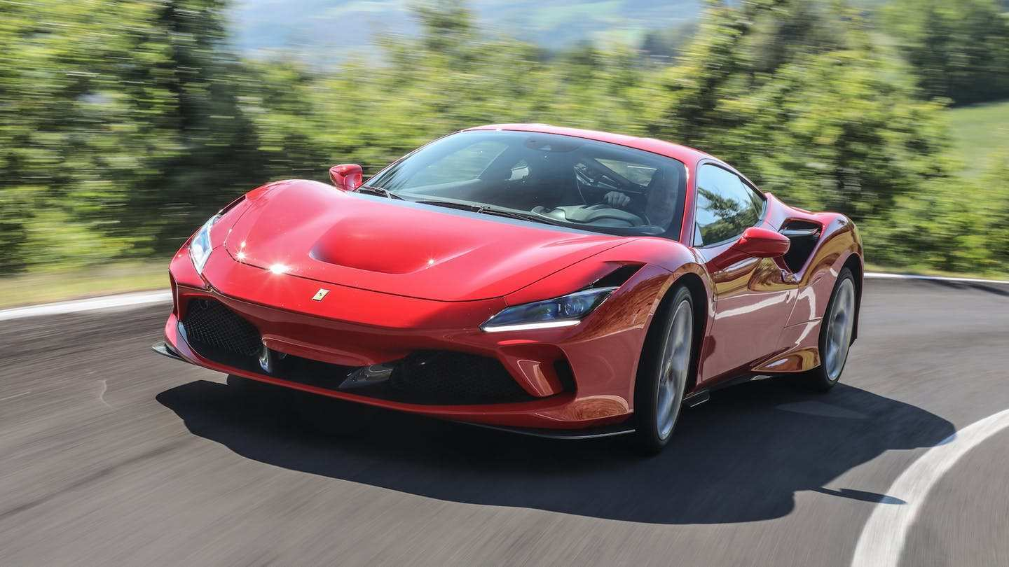 25 All New 2020 Ferrari Cars Prices