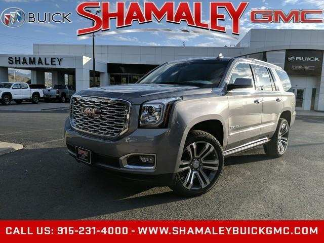 25 All New 2020 Gmc Denali Yukon Concept And Review