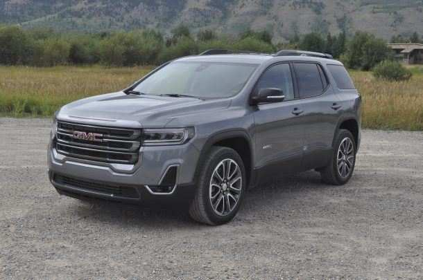 25 All New New Gmc Acadia 2020 Redesign And Concept