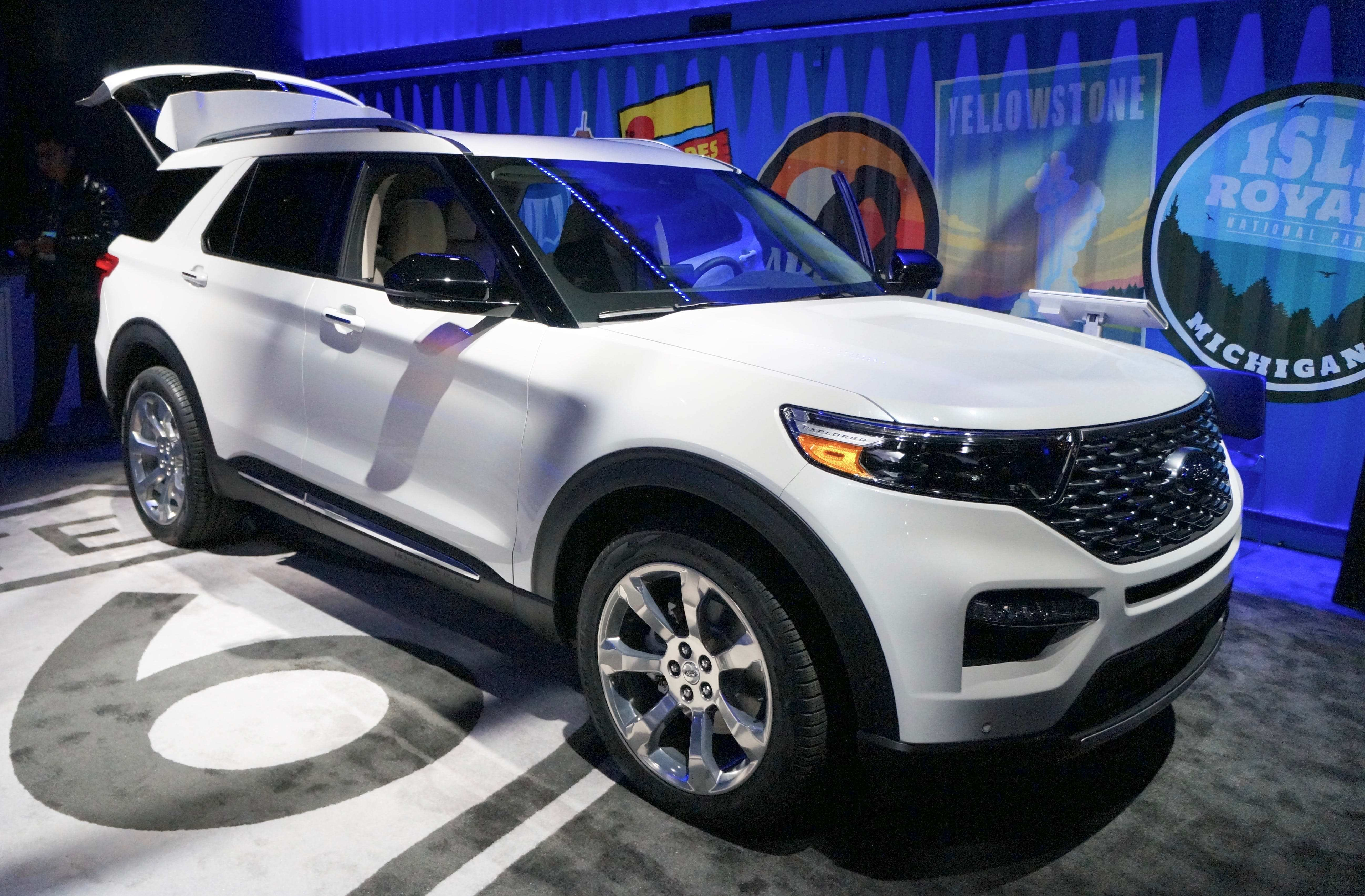 25 Best 2020 Ford Explorer Linkedin Redesign And Review