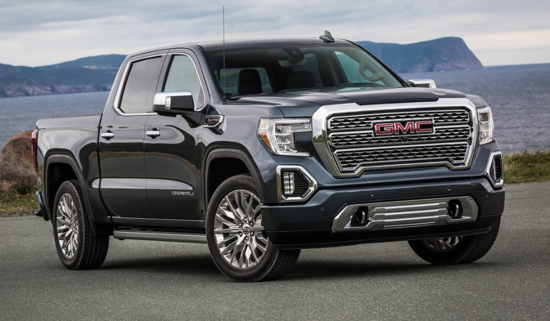 25 New 2019 Gmc 3500 Sierra Model