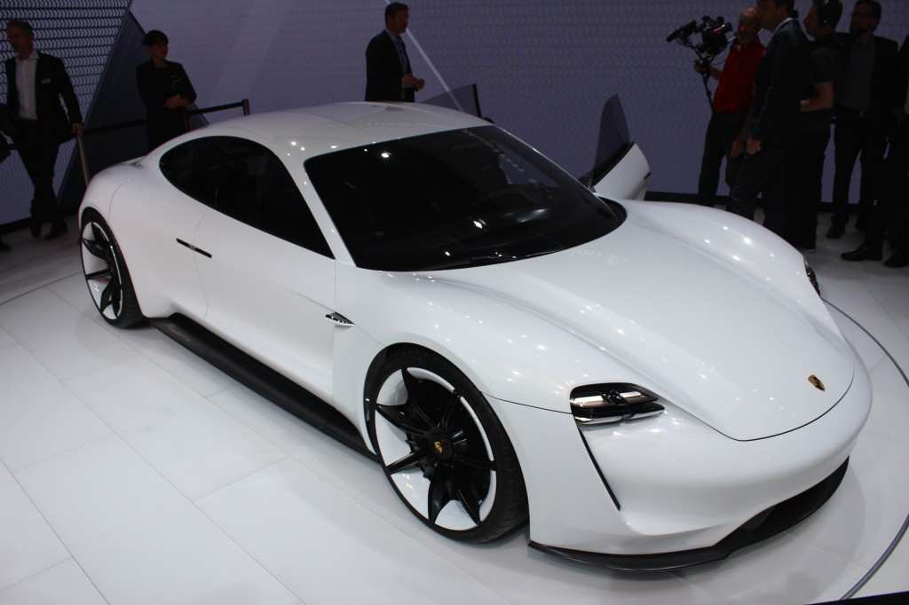 25 The Best 2020 Porsche Electric Car Research New