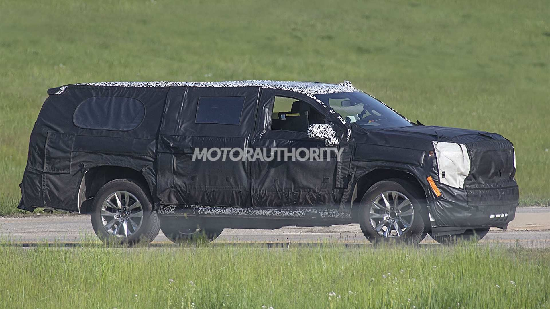 25 The Best Chevrolet Suburban 2020 Spy Shots Specs