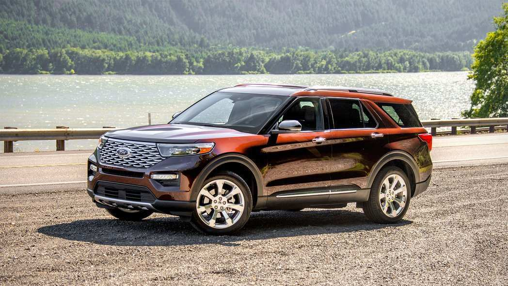 25 The Best Price Of 2020 Ford Explorer Redesign