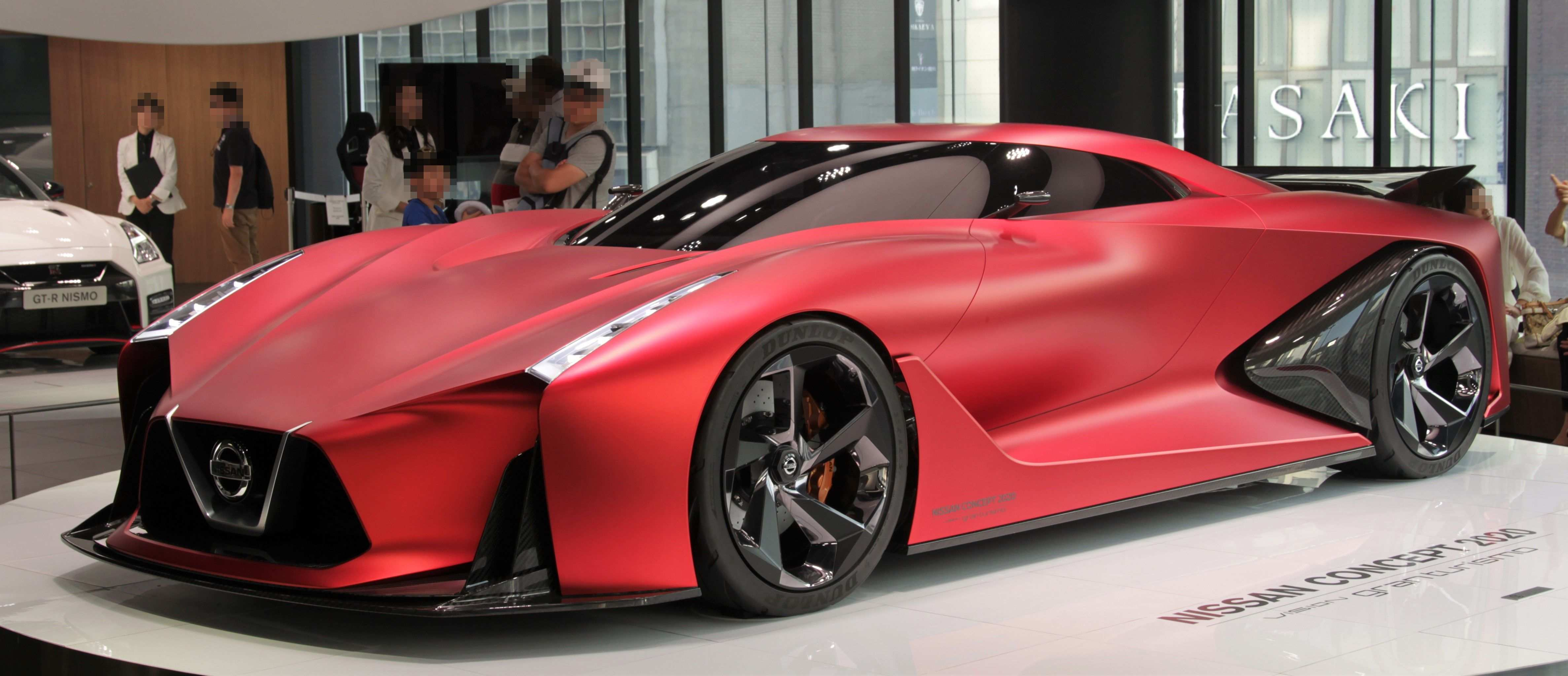 25 The Nissan Concept 2020 Exterior