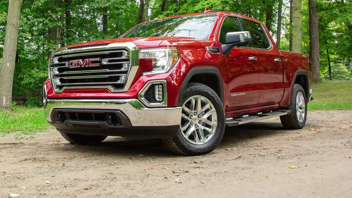 26 A 2019 Gmc Sierra Images Review And Release Date