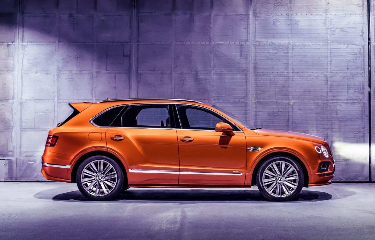 26 A 2020 Bentley Suv Style