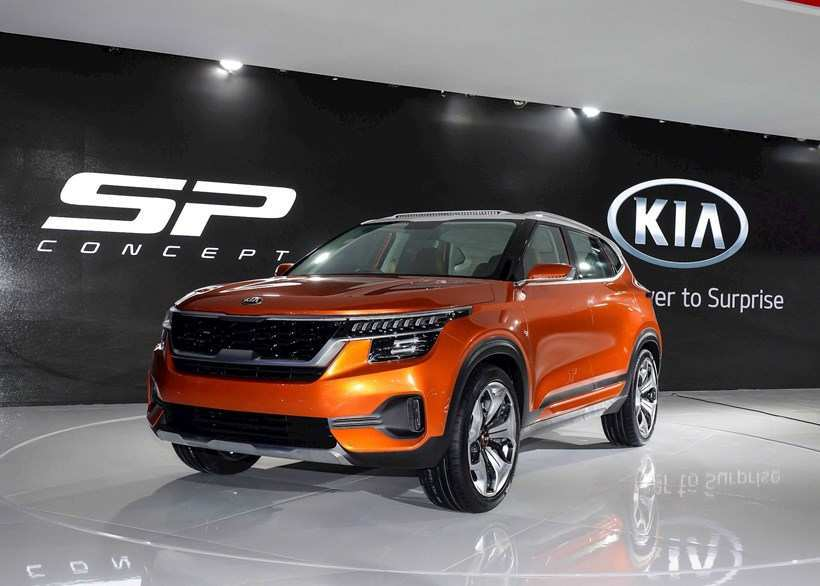 26 A Kia New Suv 2020 Price
