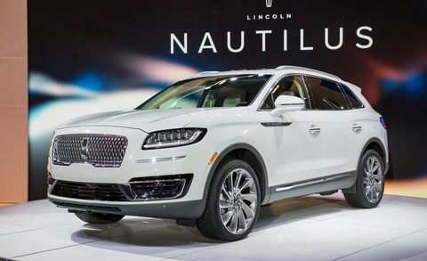26 All New 2019 Ford Nautilus Release Date And Concept