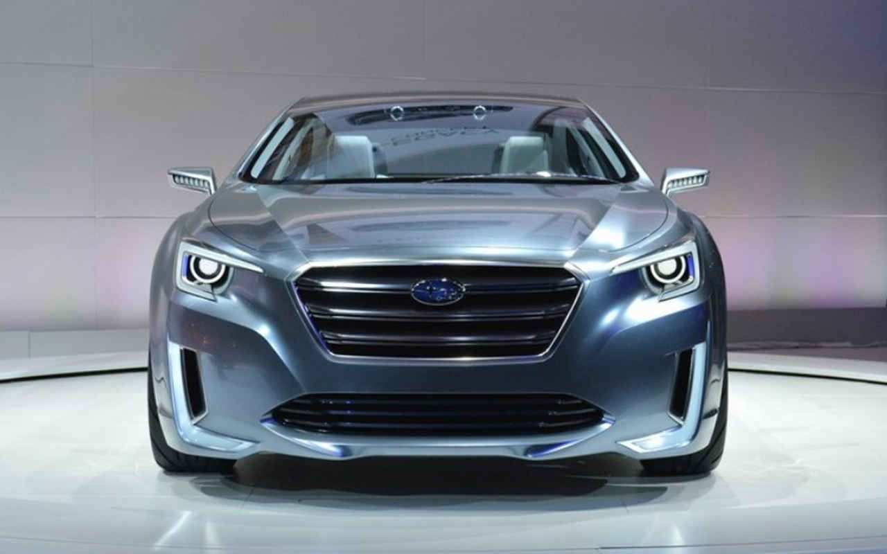 26 All New 2019 Subaru Legacy Turbo Gt Picture
