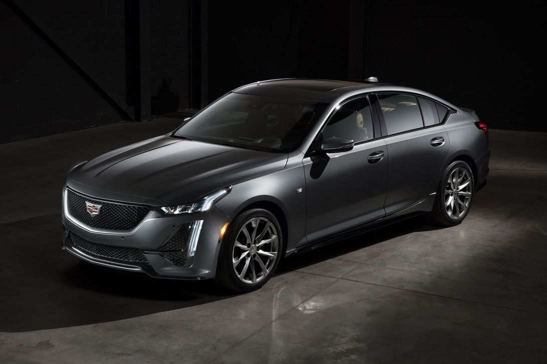 26 All New 2020 Cadillac Ct5 Release Date Research New