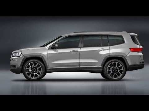 26 All New 2020 Jeep Commander Specs