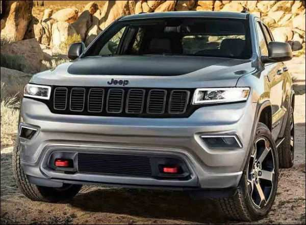 26 All New 2020 Jeep Trackhawk Exterior