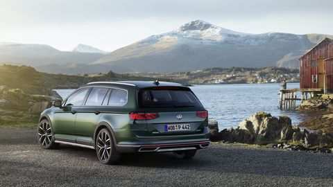 26 All New 2020 Volkswagen Passat Wagon Exterior And Interior