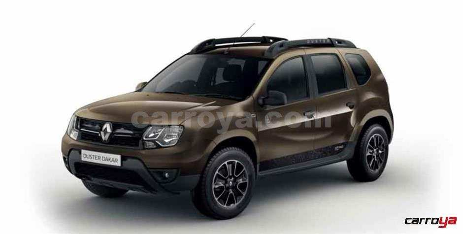 26 All New Renault Duster 2019 Colombia Engine