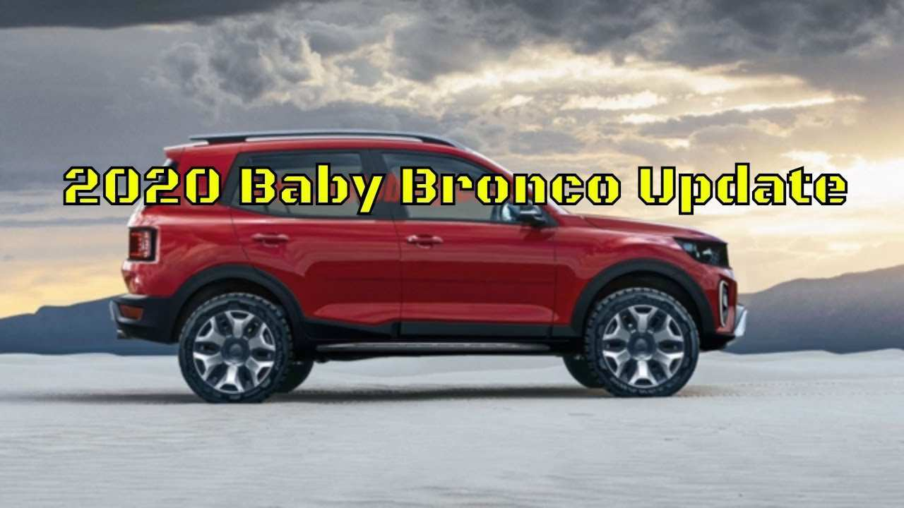 26 Best 2020 Ford Bronco Youtube Wallpaper