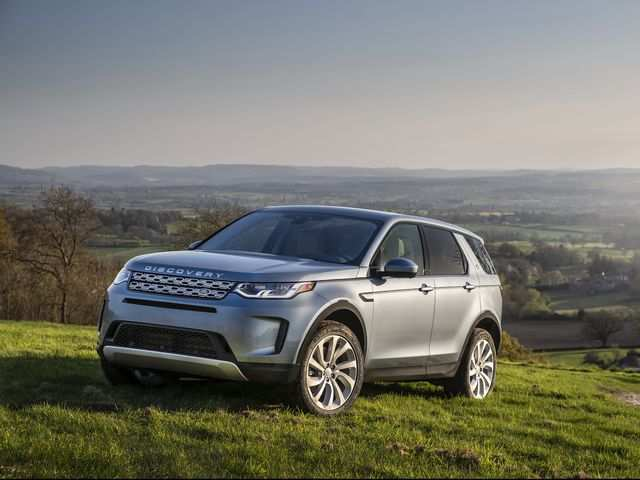 26 Best 2020 Land Rover Discovery Sport Research New