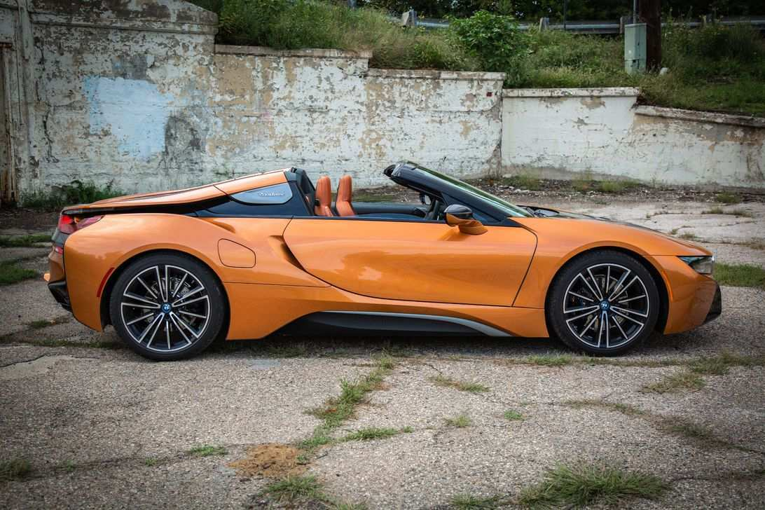 26 New 2019 Bmw I8 Roadster New Concept