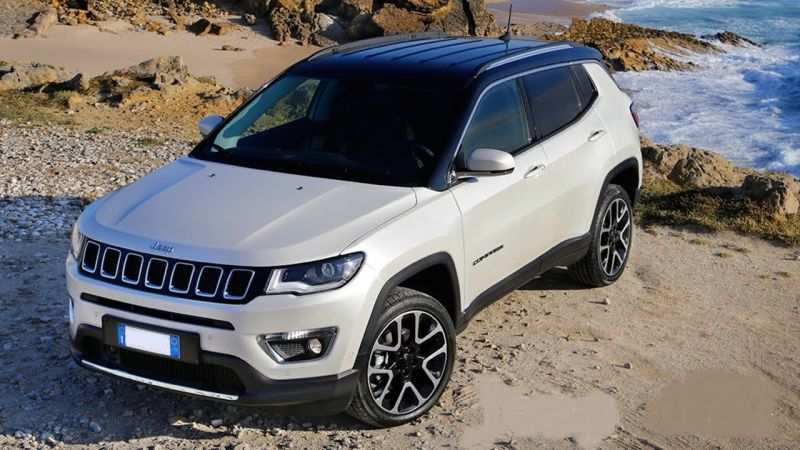26 New Jeep Compass 2020 Wallpaper
