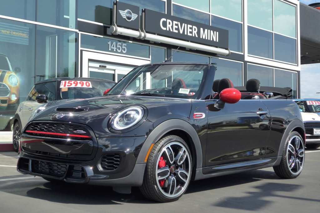 26 The 2019 Mini John Cooper Works Convertible 2 Release Date And Concept