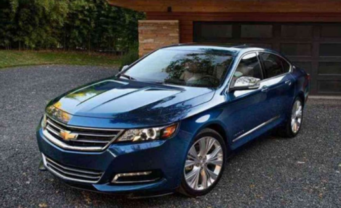 26 The 2020 Chevy Impala Ss Ltz Redesign And Concept