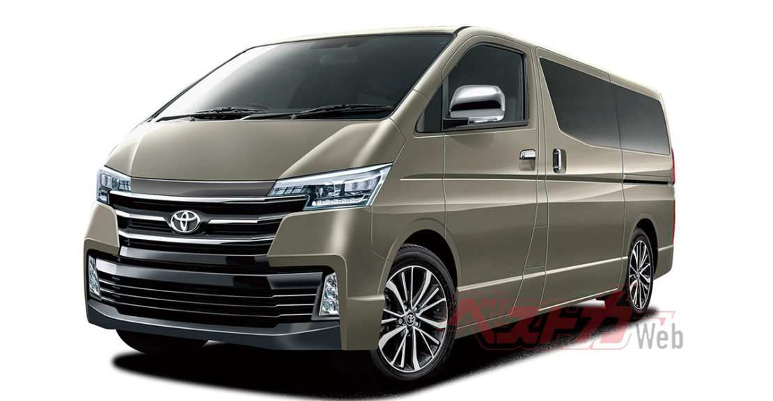 26 The Best 2020 Toyota Van Picture