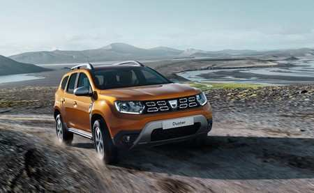 26 The Renault Duster 2019 Mexico Style