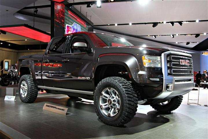27 A 2019 Gmc Sierra Release Date Exterior And Interior