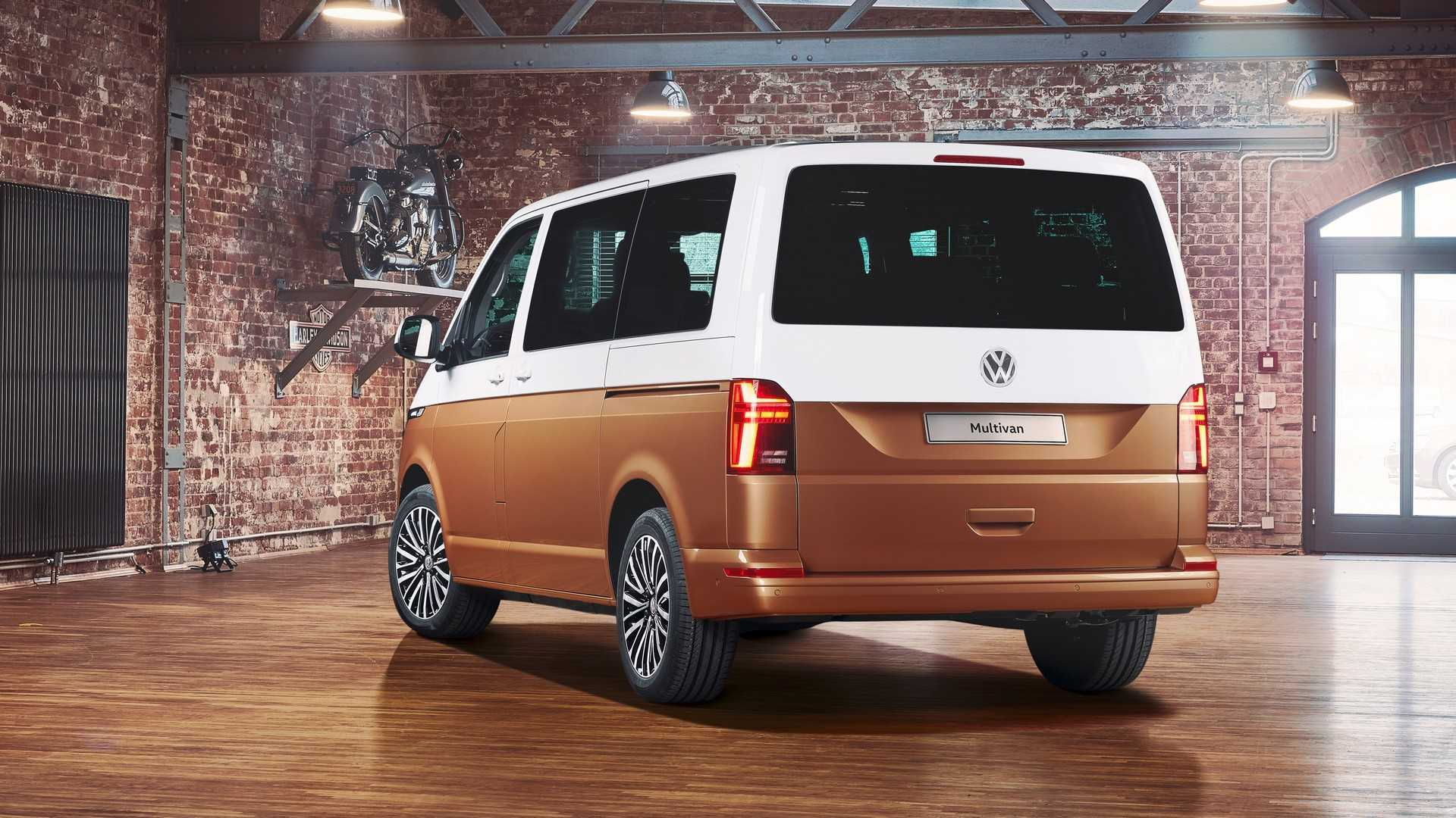 27 A 2019 Vw Bulli Exterior And Interior