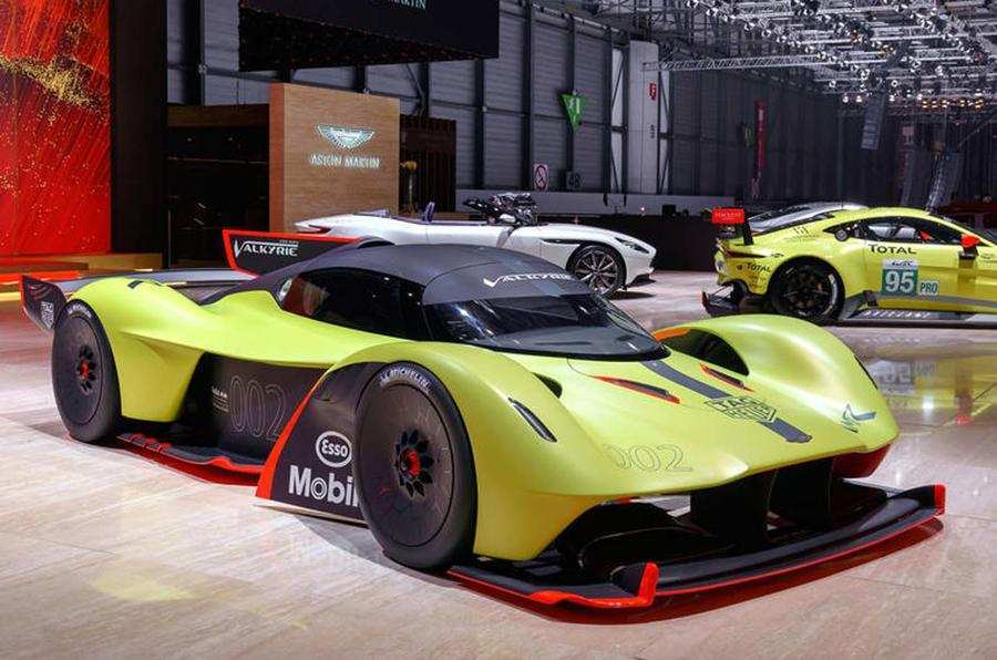 27 A 2020 Aston Martin Valkyrie Release Date
