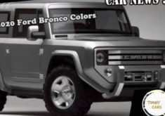 2020 Ford Bronco Youtube