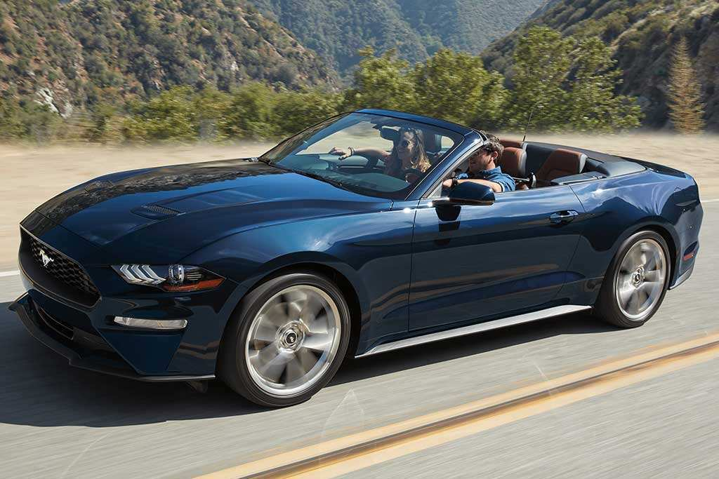 27 All New 2019 Ford Convertible Style