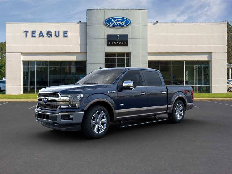 27 All New 2019 Ford F150 King Ranch Concept And Review