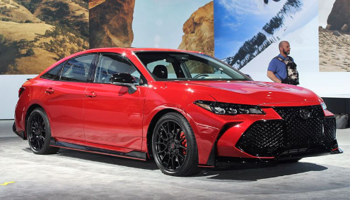 27 All New 2020 Toyota Avalon Redesign Price And Review