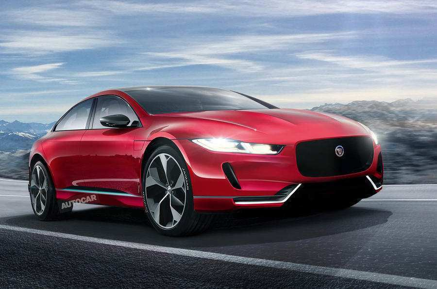 27 All New Jaguar Xj 2020 Spy Photos