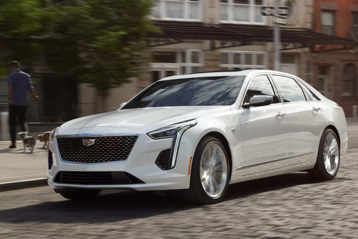27 Best 2019 Cadillac News Redesign