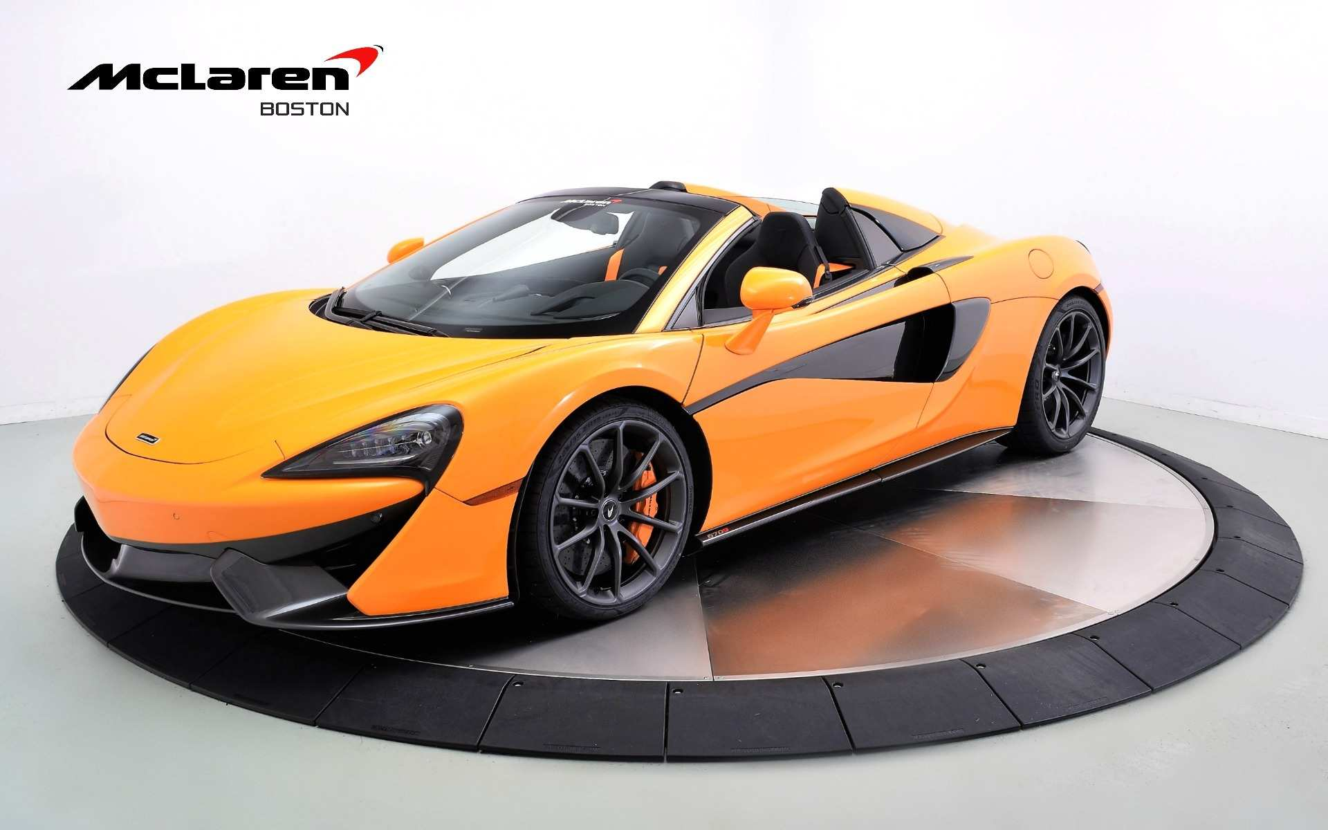 27 Best 2019 Mclaren 570S Spider Performance