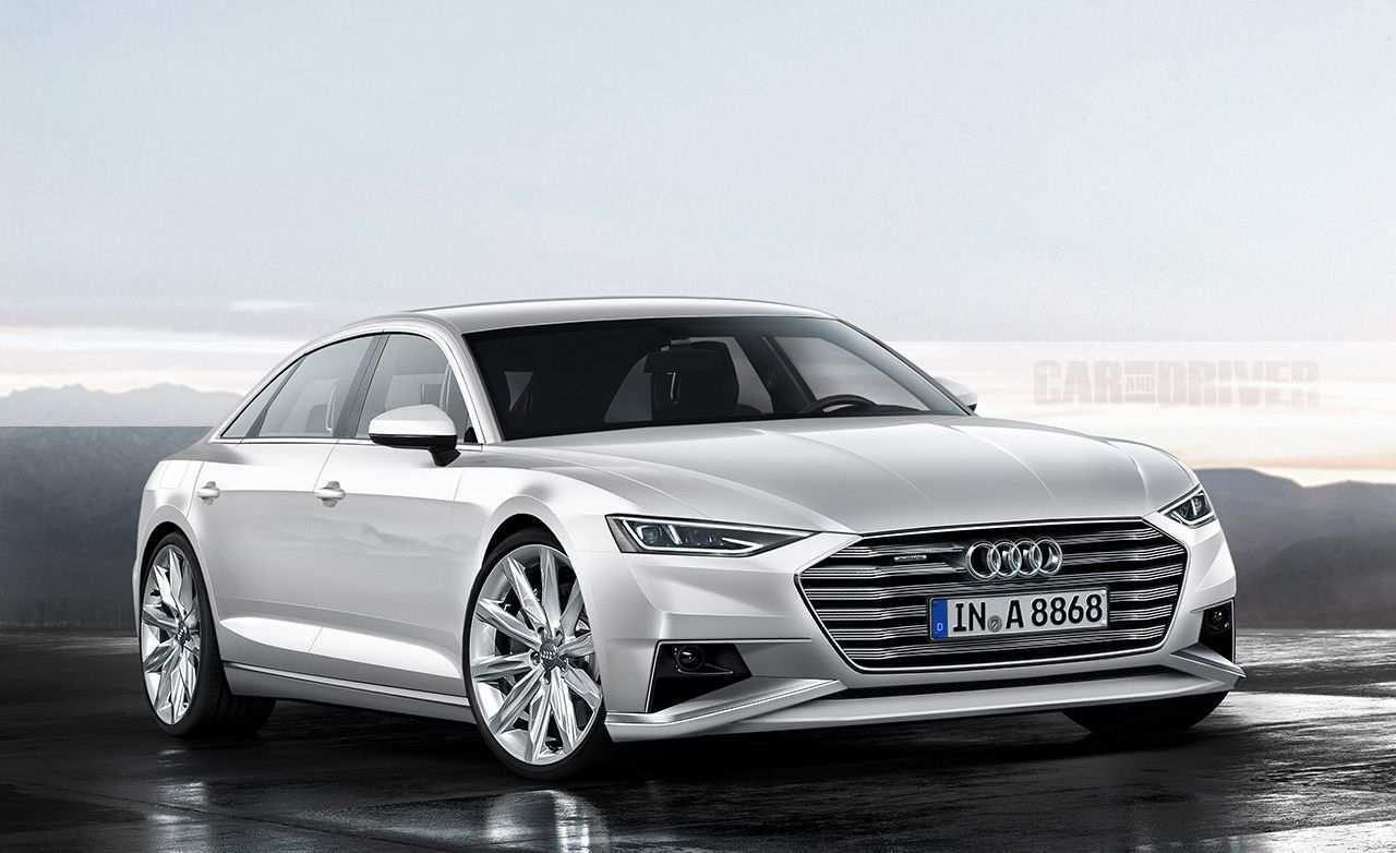27 New Audi Vorsprung 2020 New Model And Performance