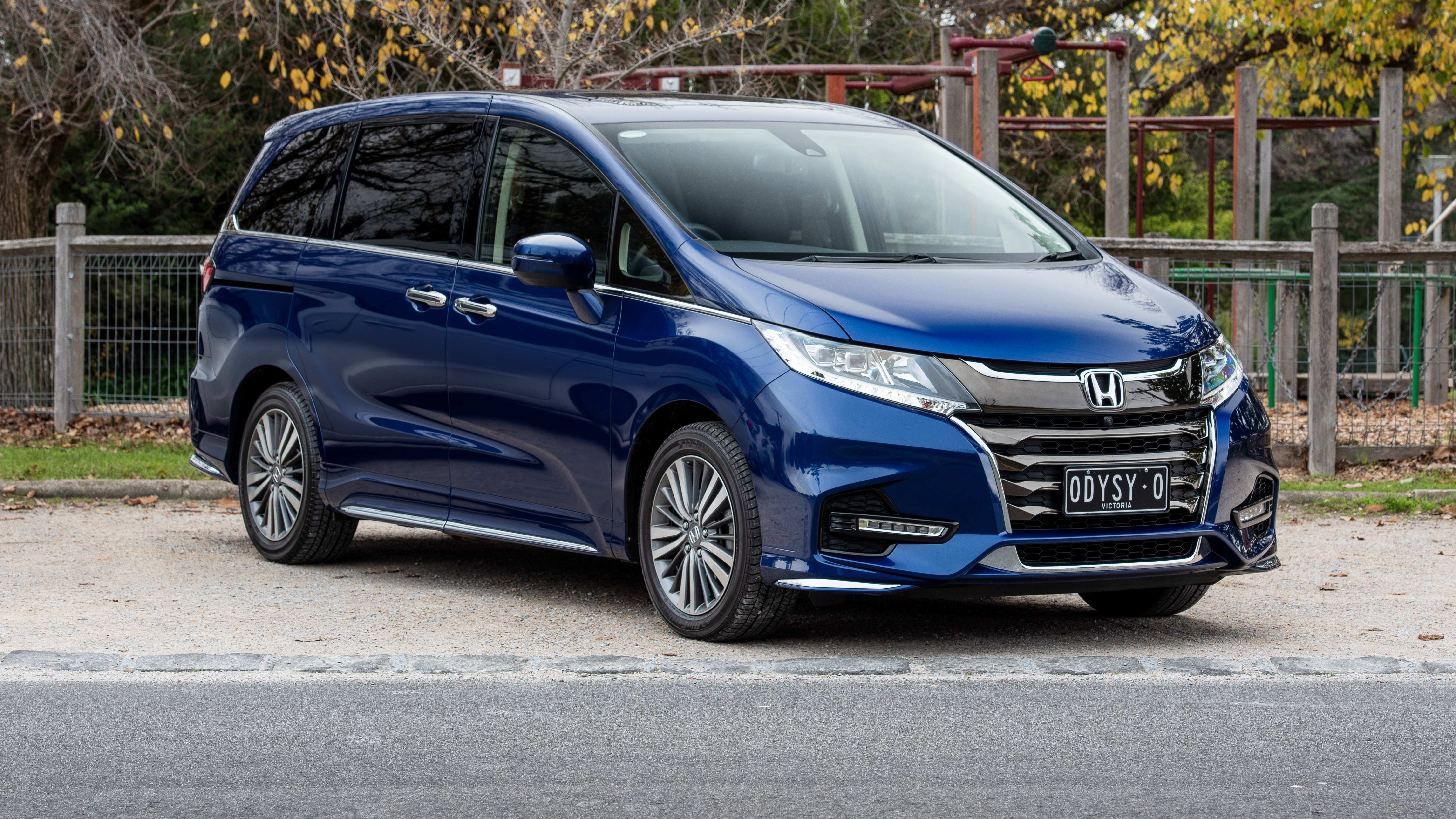 27 New Honda Odyssey 2019 Australia Ratings