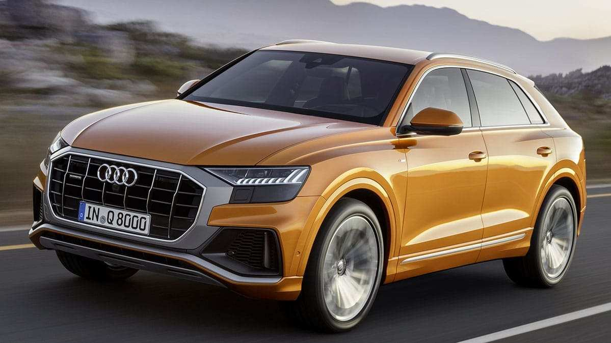27 The 2019 Audi Q5 Suv Release Date And Concept