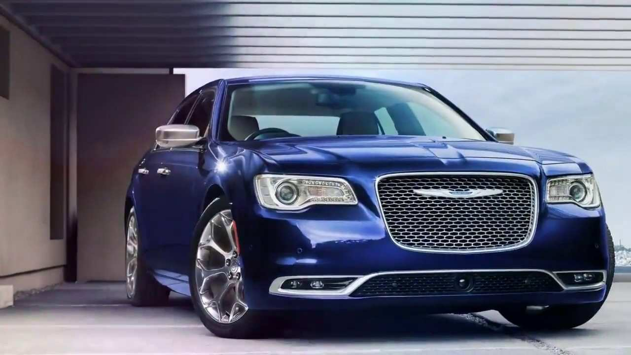 27 The 2019 Chrysler Lineup Exterior