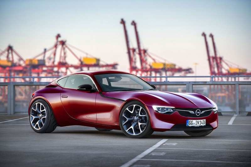27 The 2019 Opel Gt New Review