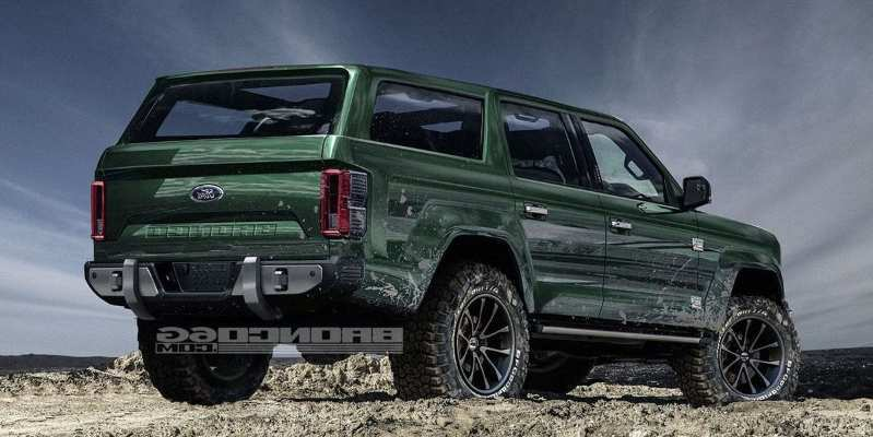 27 The 2020 Ford Bronco 6G Configurations