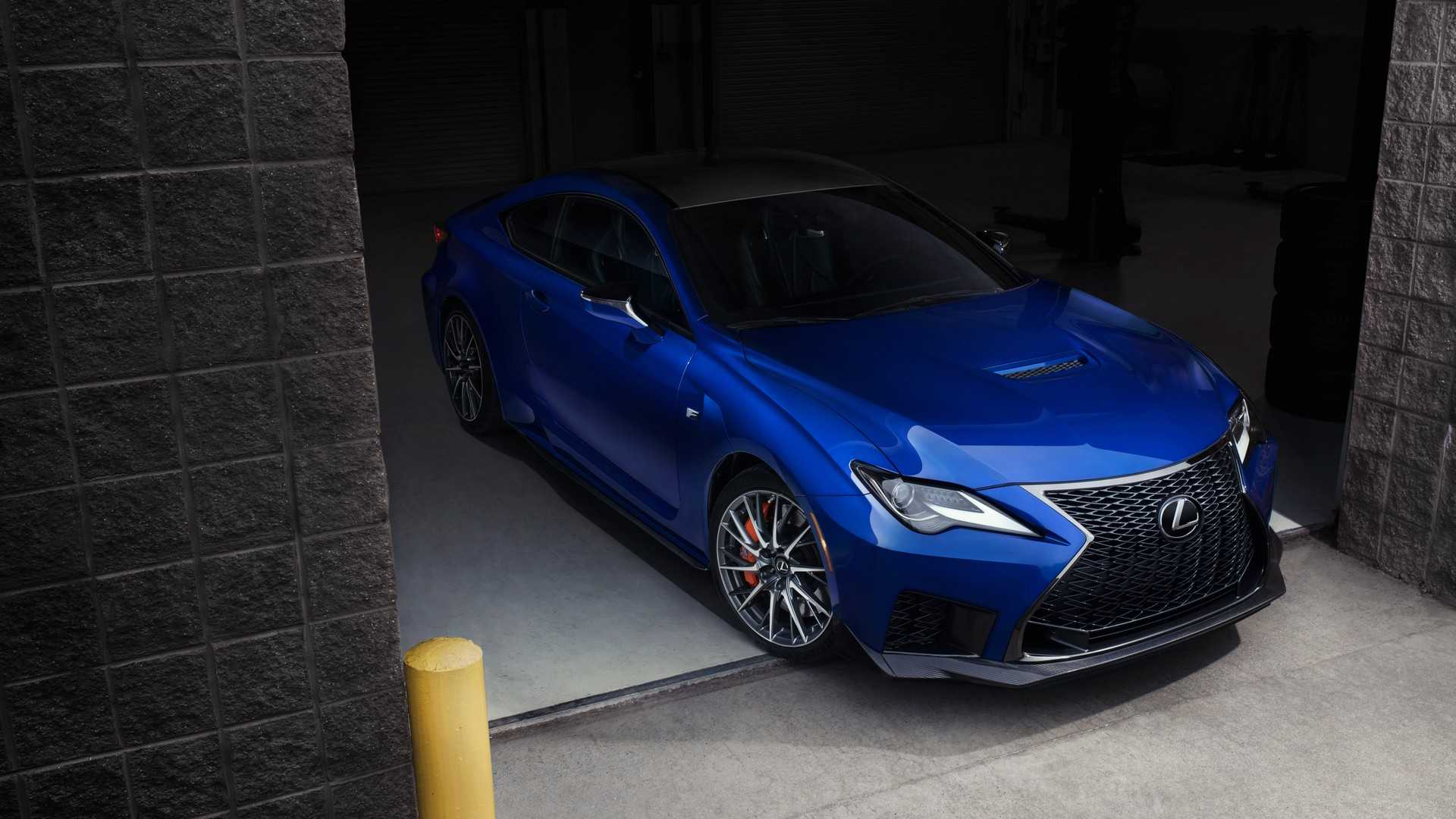 27 The 2020 Lexus Rcf Price Images