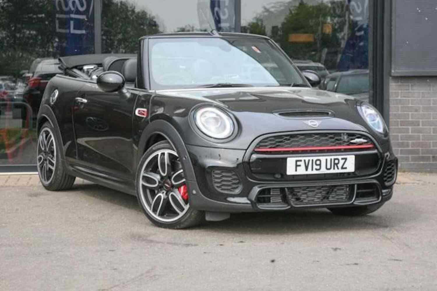 27 The Best 2019 Mini John Cooper Works Convertible 2 Release Date