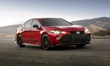27 The Best 2020 Toyota Avalon Redesign Redesign
