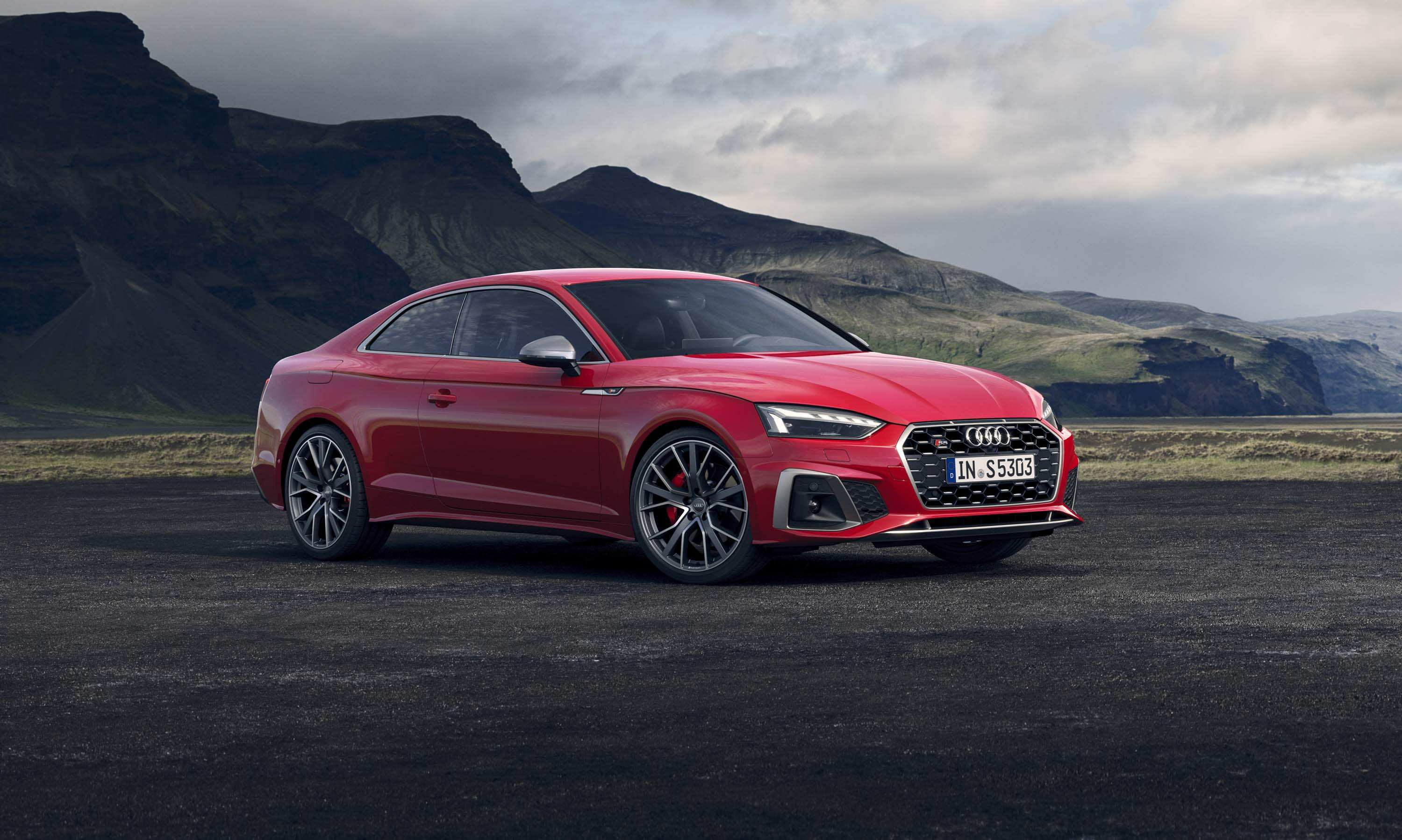 28 A 2020 Audi S5 New Model And Performance