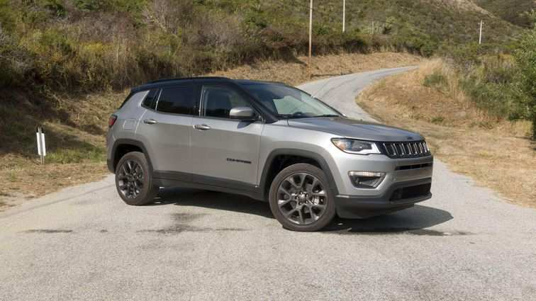 28 A Jeep Compass 2020 Review